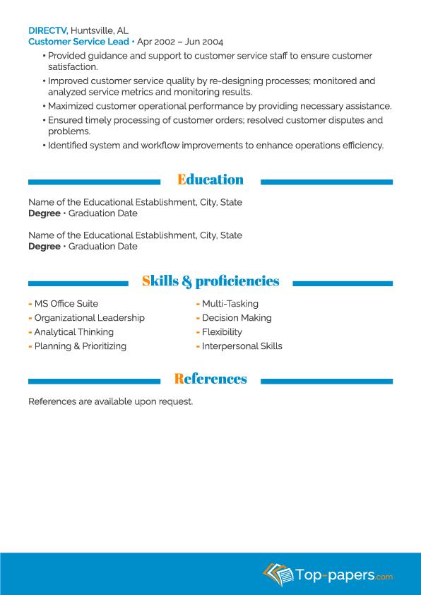 Buy resume paper online
