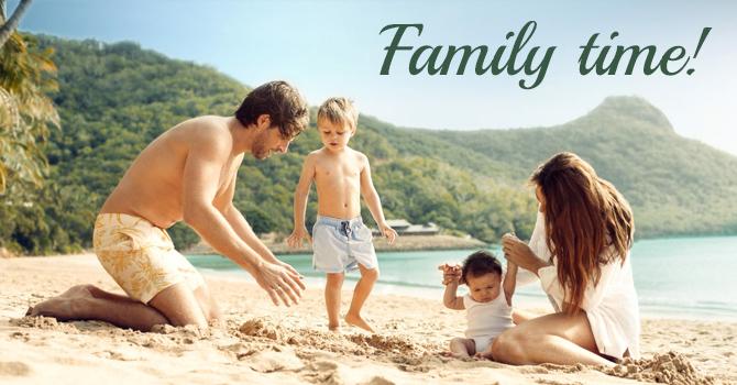 Create family bonds