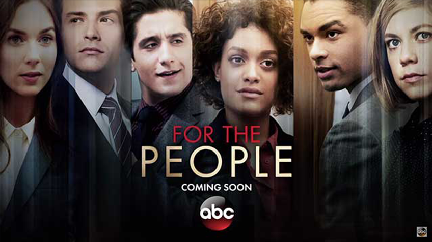 FOR THE PEOPLE (ABC DRAMA)