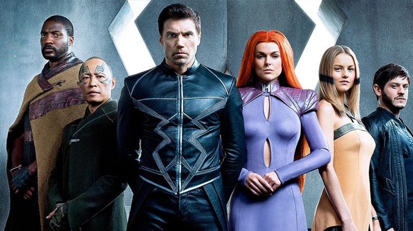 MARVEL'S INHUMANS (ABC DRAMA)