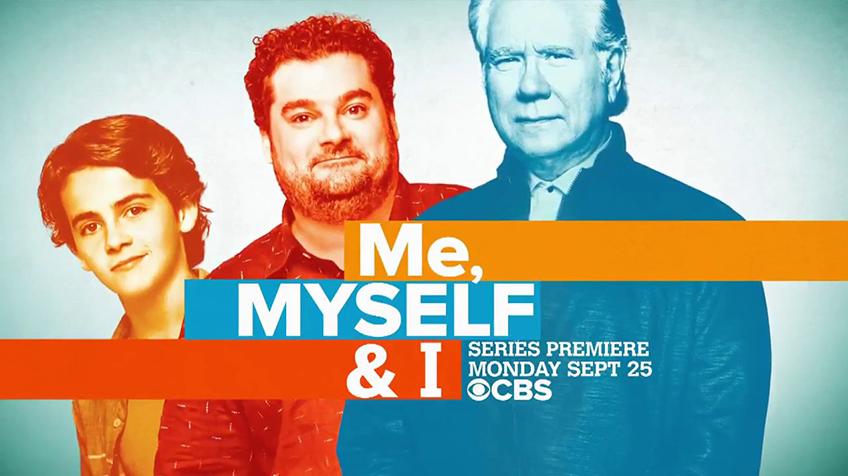 ME, MYSELF & I (CBS COMEDY)