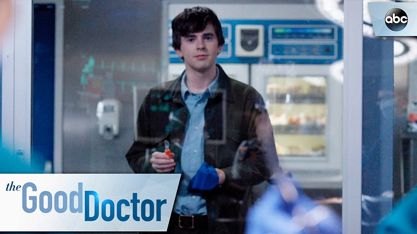 THE GOOD DOCTOR (ABC DRAMA)
