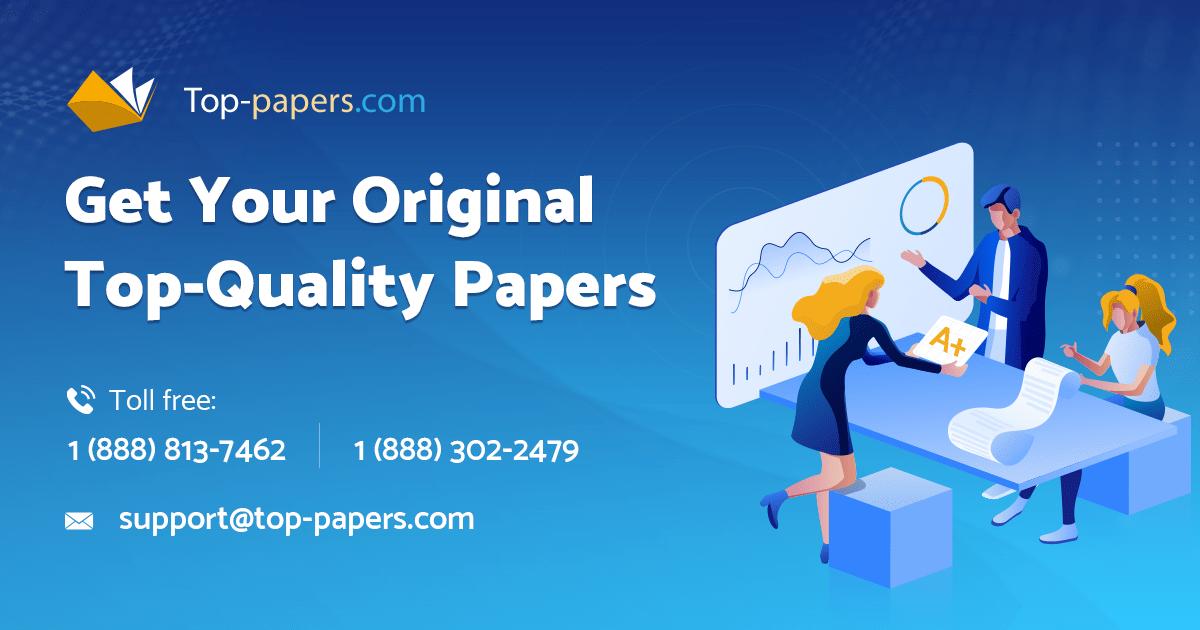 Best non plagiarized paper service